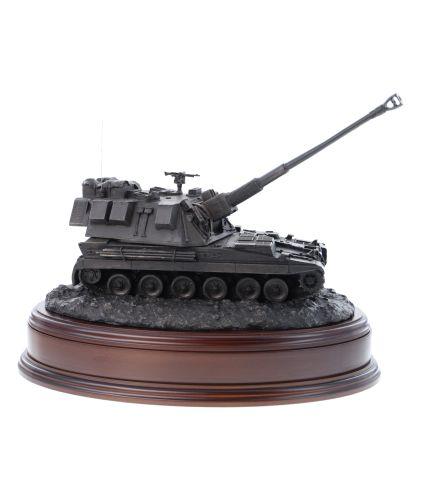 AS90 Artillery Gun
