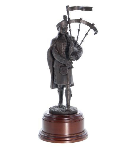 Royal Irish Regiment Pipe Major