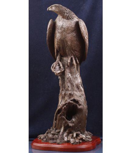 Large Golden Eagle