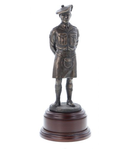 Black Watch Powrie Brae World War 2 Memorial