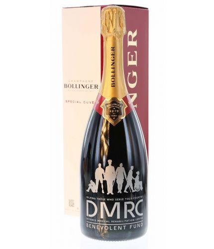 Bollinger Champagne for the Defence Medical Rehabilitation Centre Benevolent Fund