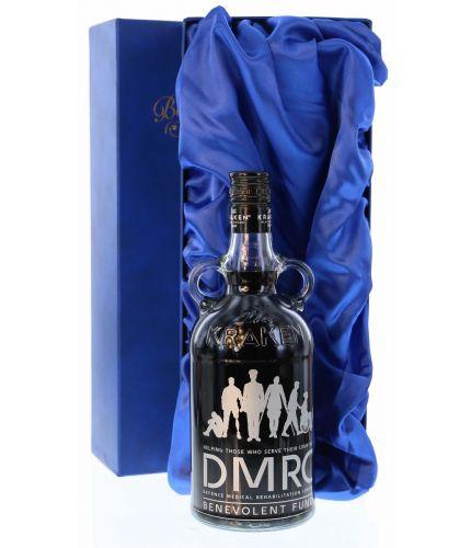 Kraken Rum for the Defence Medical Rehabilitation Centre Benevolent Fund