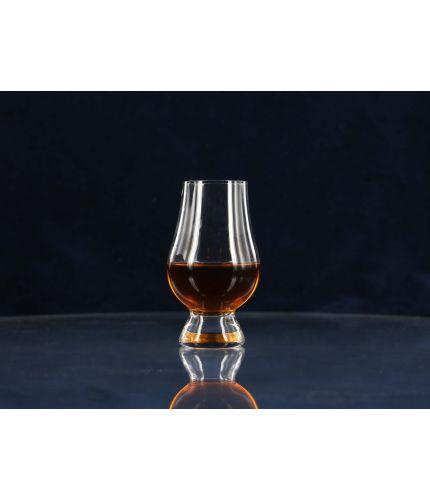 Plain Glass Whisky Tumbler, Engraved