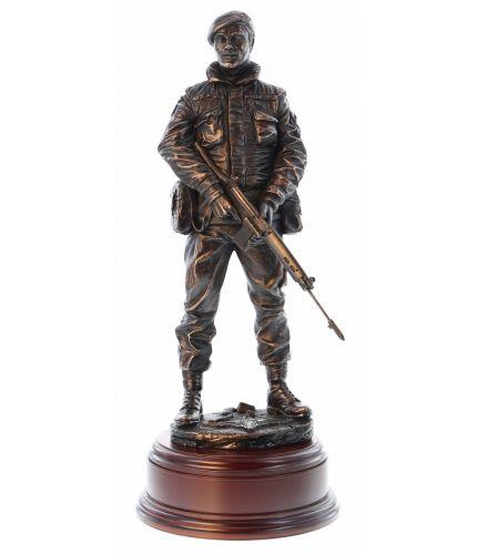 Paratrooper Northern Ireland Troubles Urban Patrol
