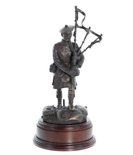 Piper Laidlaw Victoria Cross Winner, Loos 1915