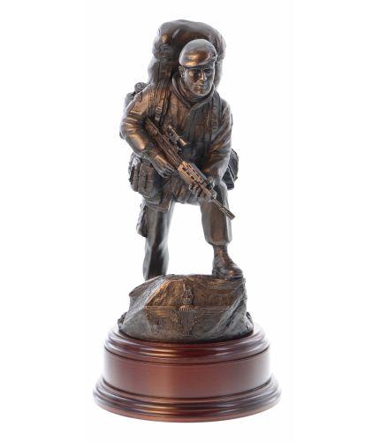 Parachute Regiment Alert Paratrooper