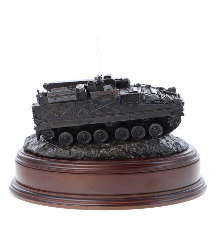 REME Warrior 512 Repair Vehicle