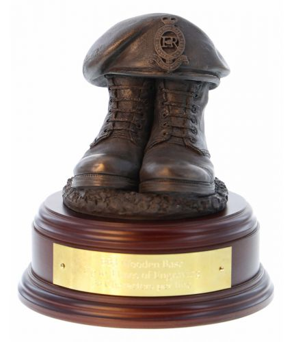 Royal Horse Artillery Boots and Beret