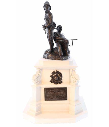 Royal Marines Graspan Memorial, The Mall, London