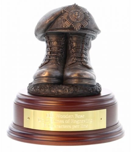 Scots Guards Boots and Beret
