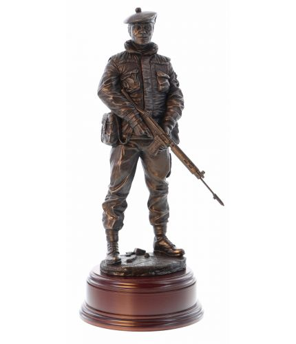 Scottish Infantry Division, Ulster Foot Patrol