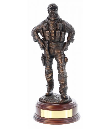 Private Security Contractor, Bronze