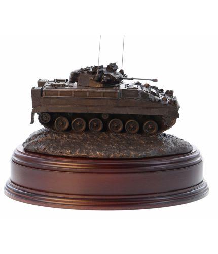 Warrior AFV NATO Style