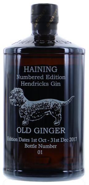 Dandie Dinmont Haining Gin